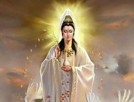 Kuan Yin ou Guanyin déesse de la compassion