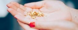 gold energy healing