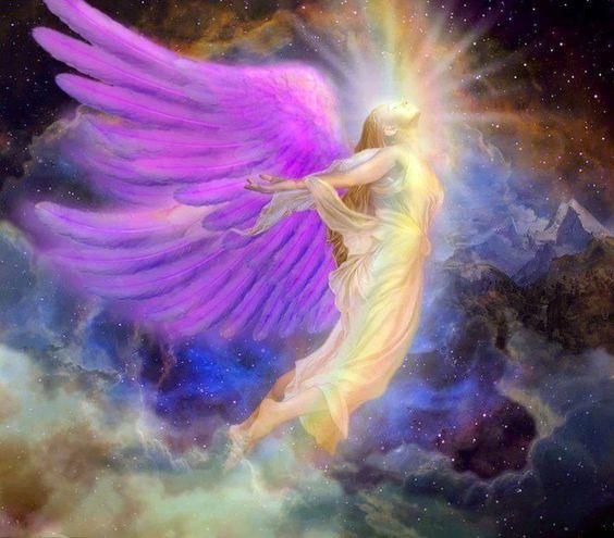 Ange Image mode d'emploi pour prier les archanges, les anges et votre ange
